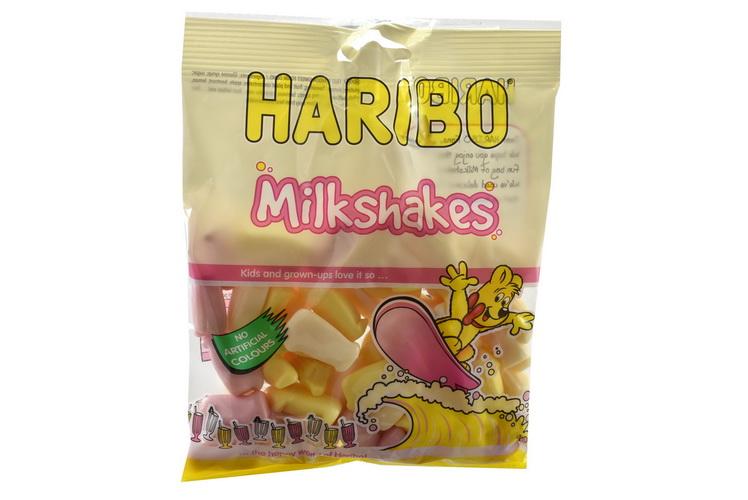 140g Milkshakes Prepack - Haribo