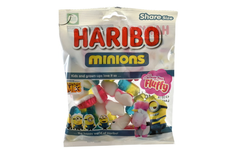 140g Minions Prepack - Haribo