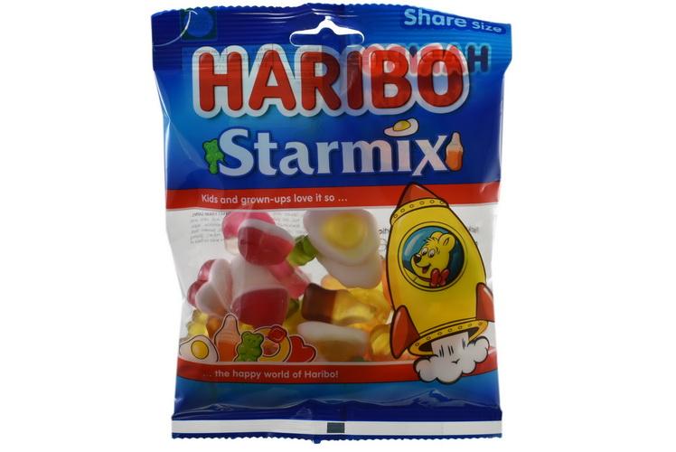 140g Starmix Prepack - Haribo