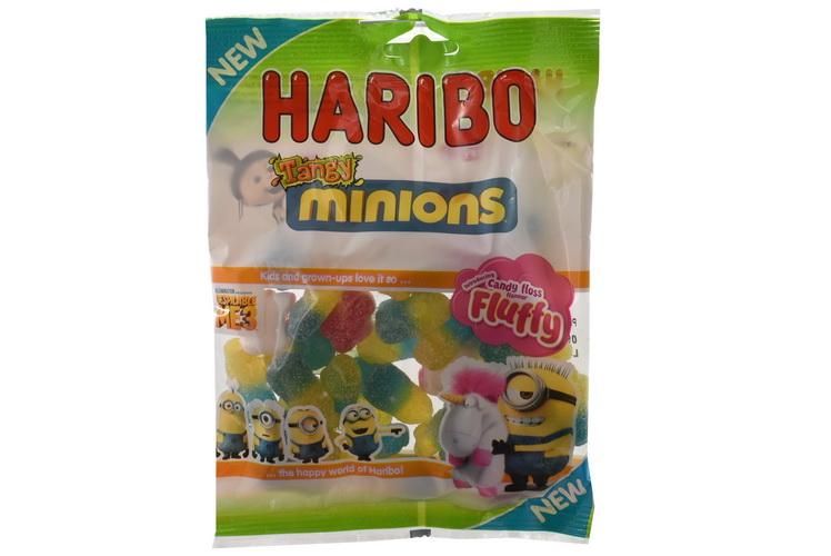 150g Tangy Minions Prepack - Haribo