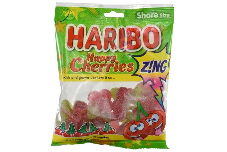 140g Sour Cherries Prepack - Haribo