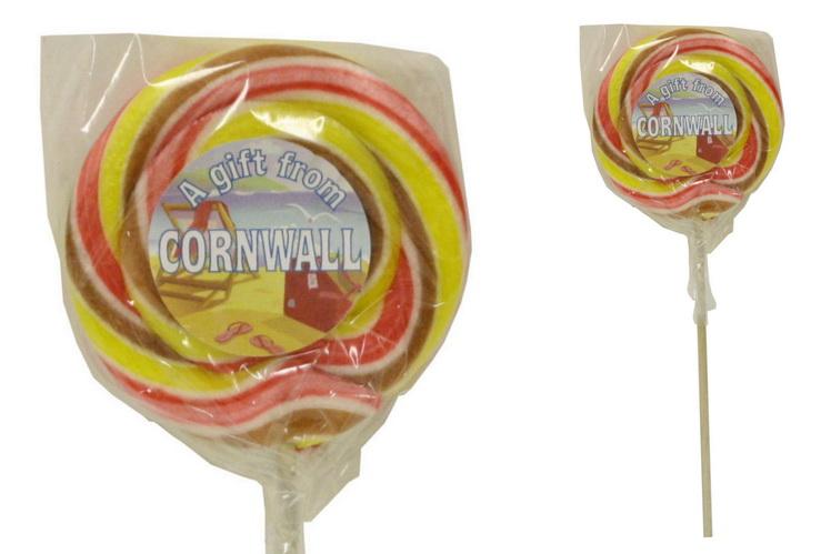 """Cornwall"" Wheel Lollies"