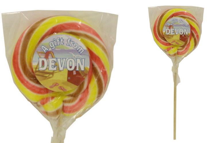"""""""Devon"""" Wheel Lollies"""