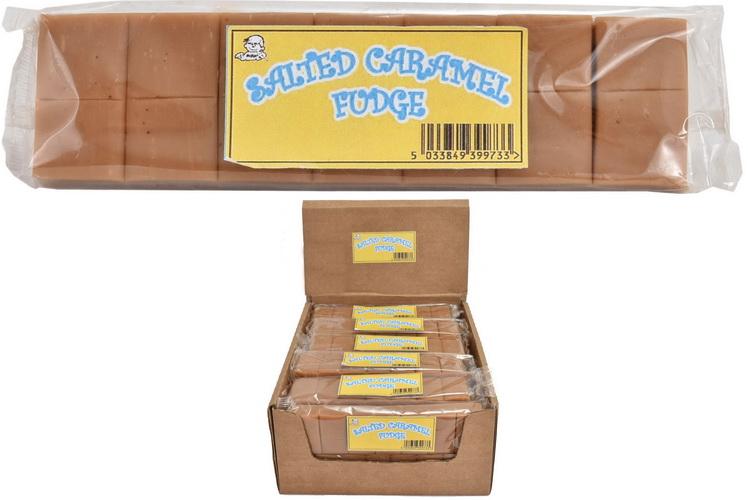 130g Salted Caramel Fudge Bar