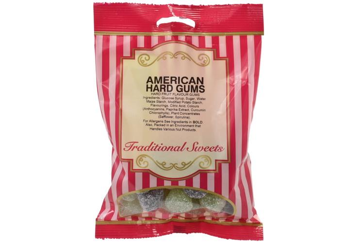 150g Amercian Hard Gums - Prepack