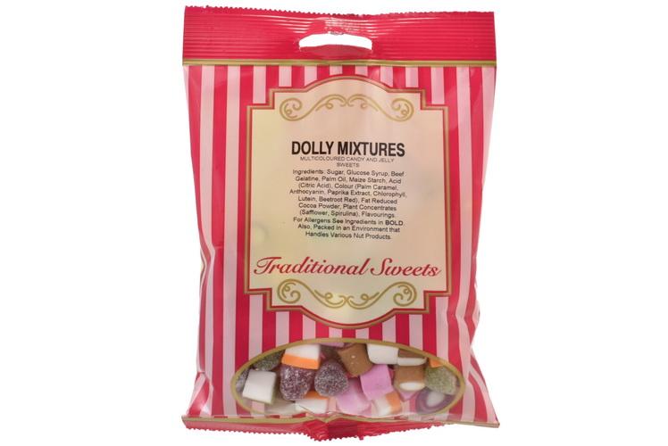 150g Dolly Mixtures - Prepack