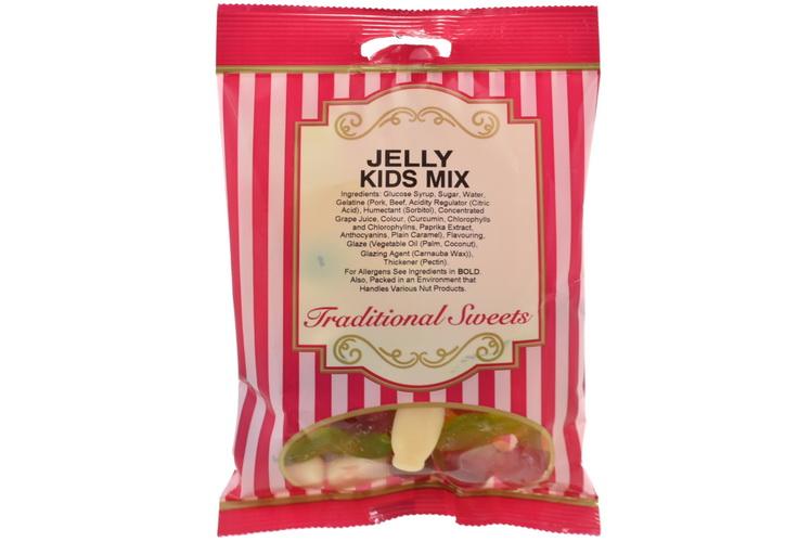 150g Jelly Kids Mix - Prepack