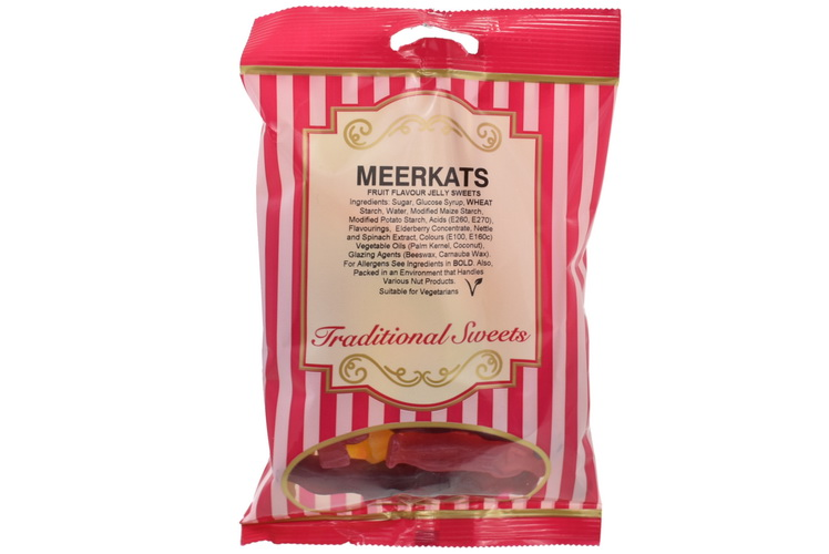 150g Meerkats - Prepack