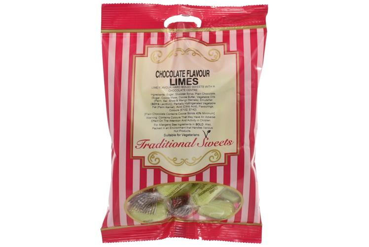 150g Chocolate Limes - Prepack