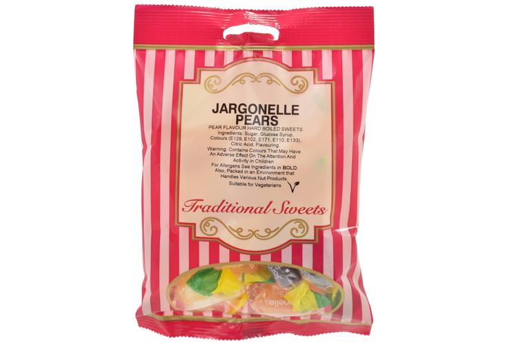 150g Jargonelle Pear Drops - Prepack