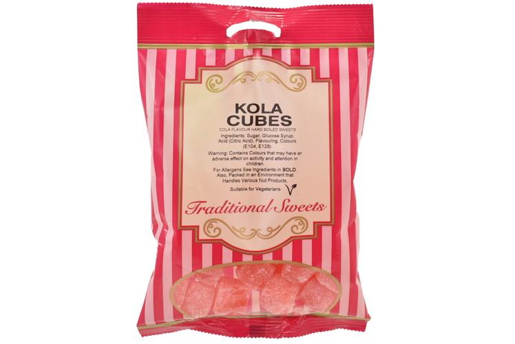 150g Kola Cubes - Prepack