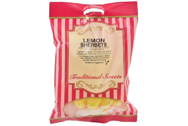 150g Lemon Sherbets - Prepack