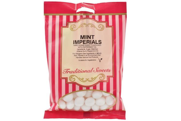 150g Mint Imperials - Prepack