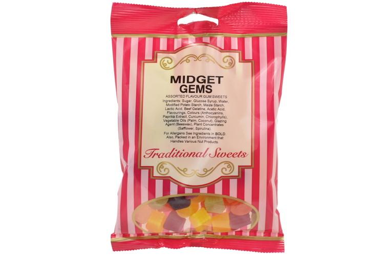 150g Midget Gems - Prepack