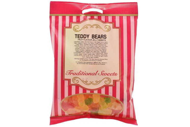 150g Teddy Bears - Prepack