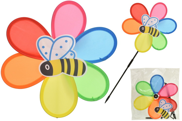 Bee Windmill (Bag/Headercard) In Pdq Box