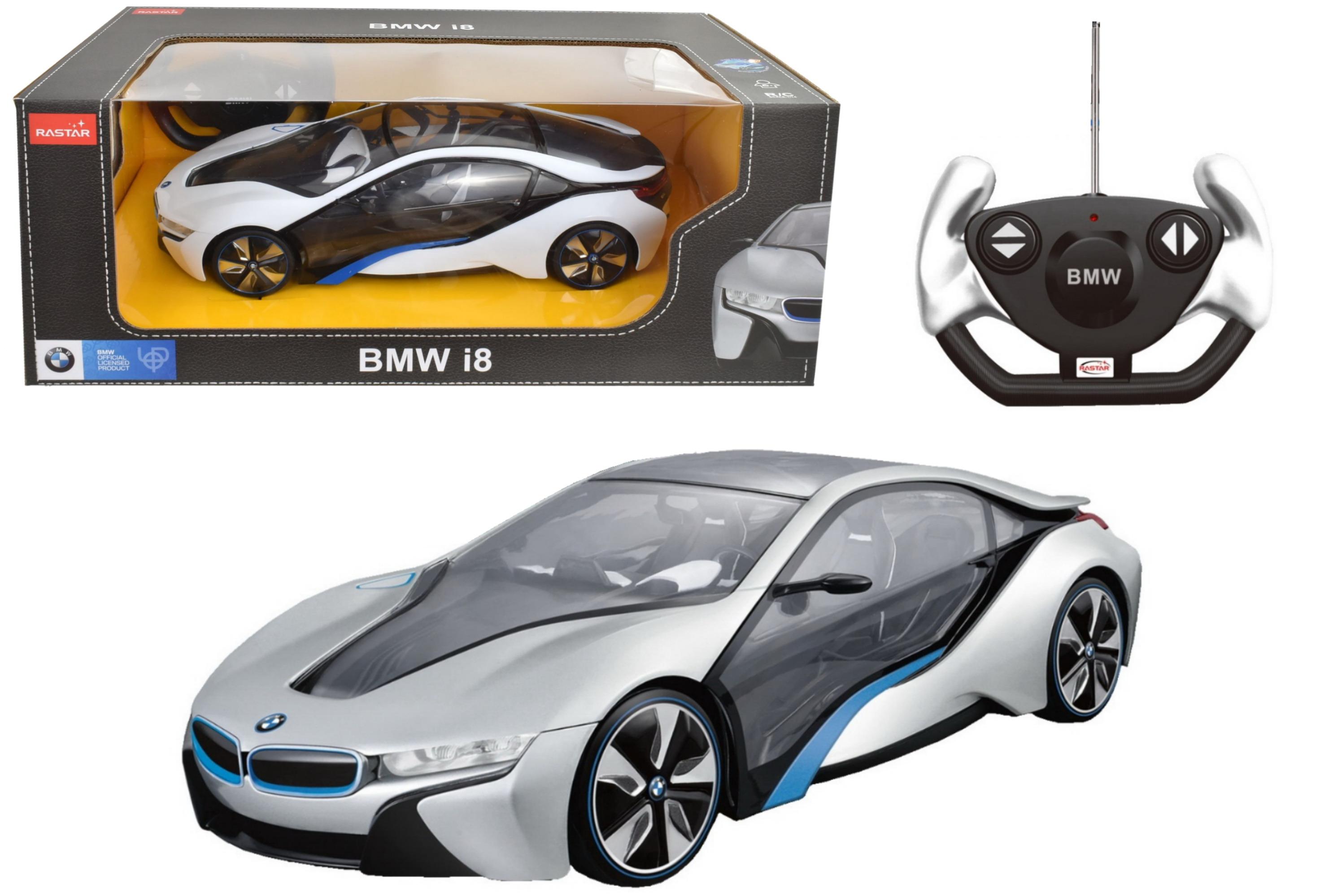 1:14sc R/C Bmw I8 Concept Car With Interior Light