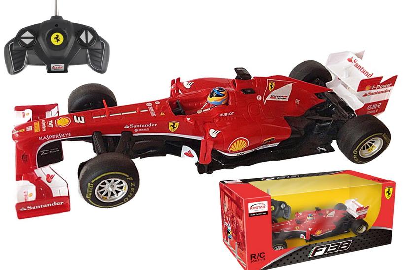 1:18sc R/C Ferrari F1 Car