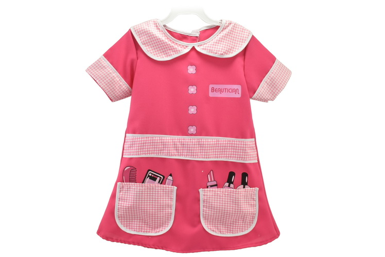 Childs Dress Up Beautician Outfit 2 Asst (Ages 3-5/5-7)