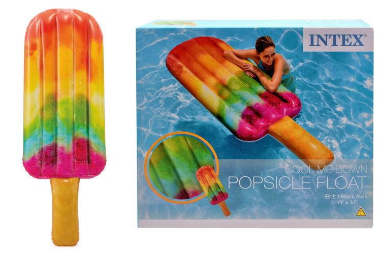 "Popsicle Float 75"" x 30"""