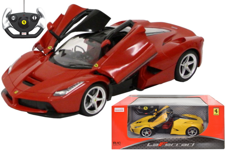 R/C Ferrari Laferrari 1:14sc (2 Assorted) In Window Box