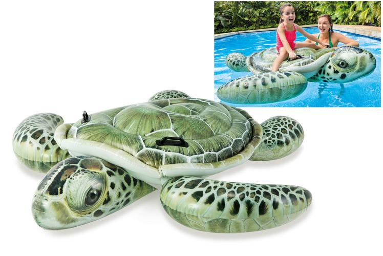 "Realistic Sea Turtle Ride On 75"" x 67"""