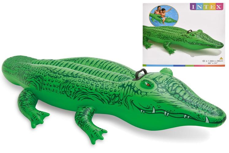 """Lil' Gator Ride On 66"""" x 34"""" In Shelf Box"""