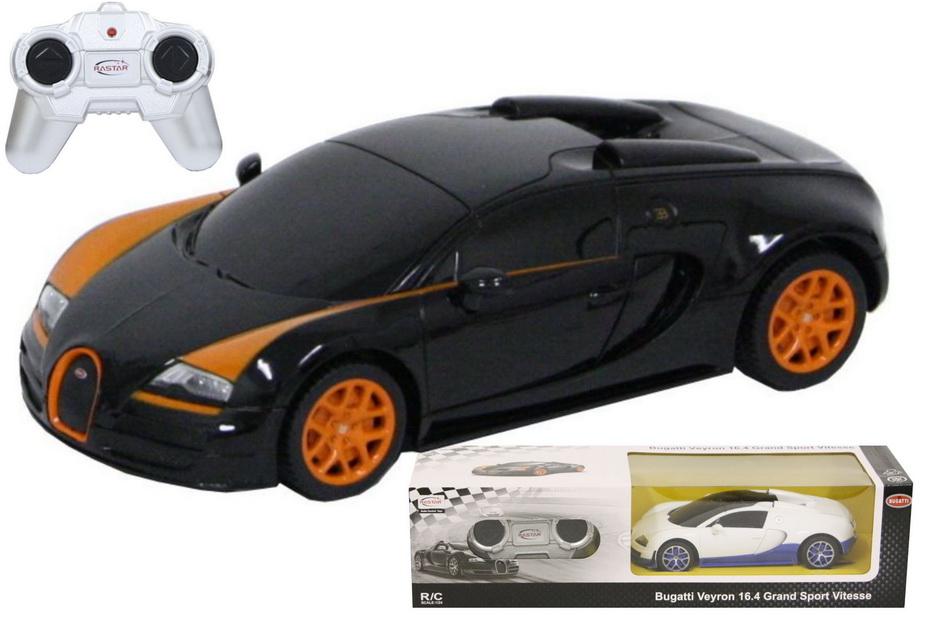 R/C Bugatti Grand Sport Vitesse 1:24sc