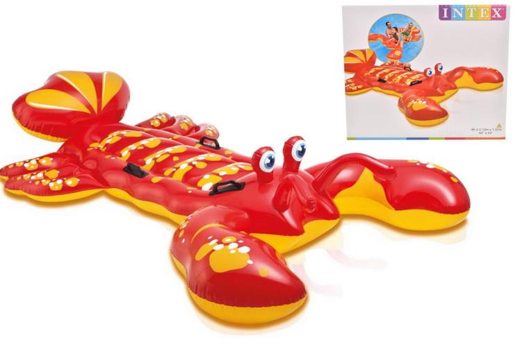 """Lobster Ride On 84"""" x 54"""" In Shelf Box"""