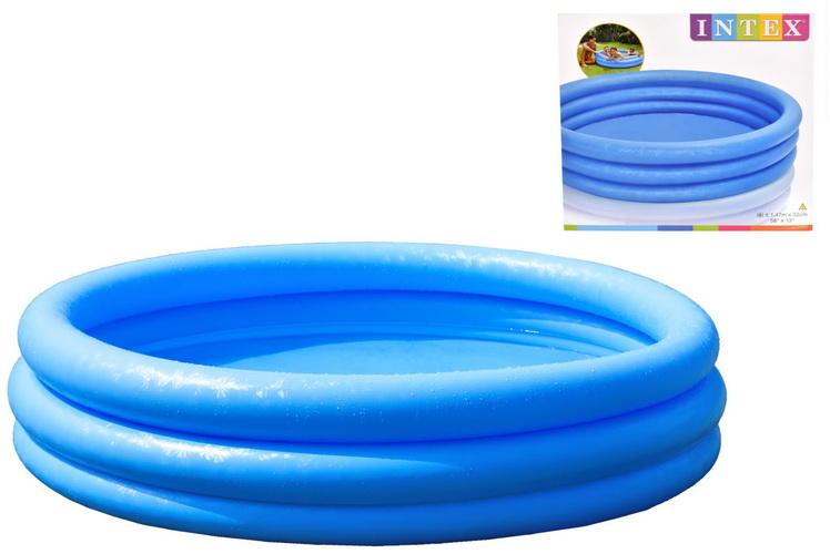 "3 Ring Crystal Blue Pool 58"" x 13"""