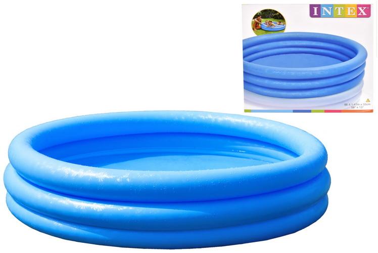 "3 Ring Crystal Blue Pool 66"" x 16"""
