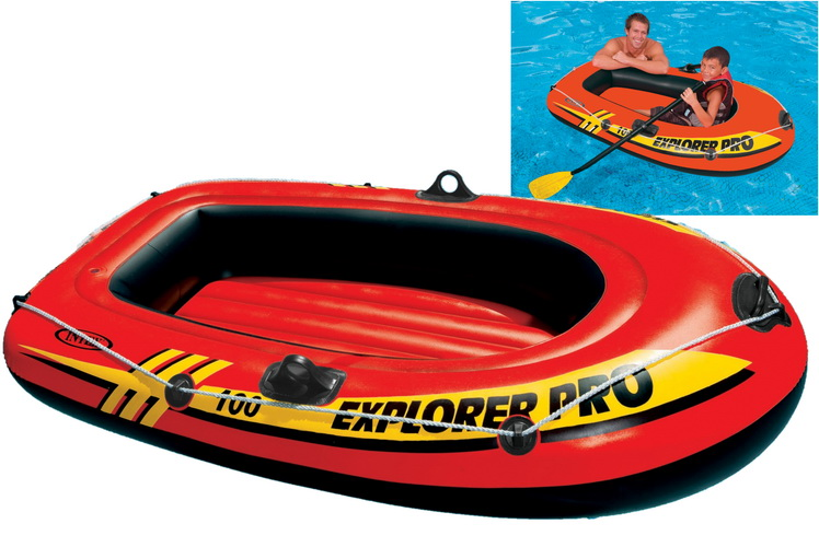 "Explorer Pro 100 Boat 63"" x 37"" - Shelf Box"