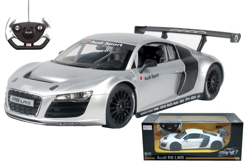 1:14sc Radio Controlled Audi R8 Sport