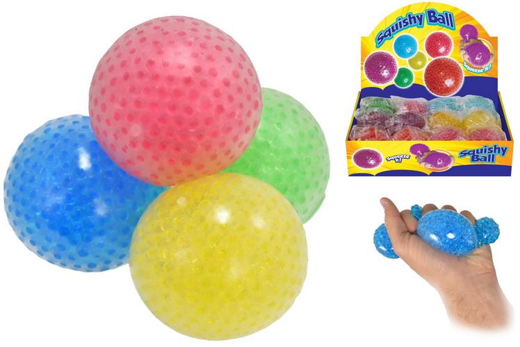7cm Squishy Ball In Display Box