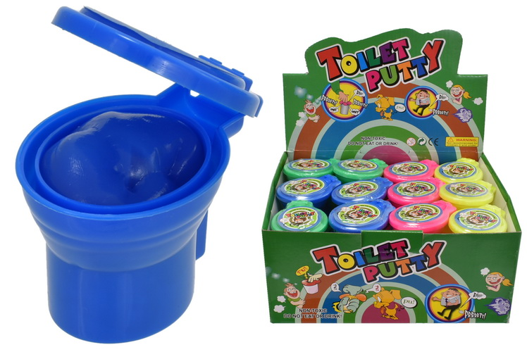 Small Toilet Putty (35gm) In Display Box