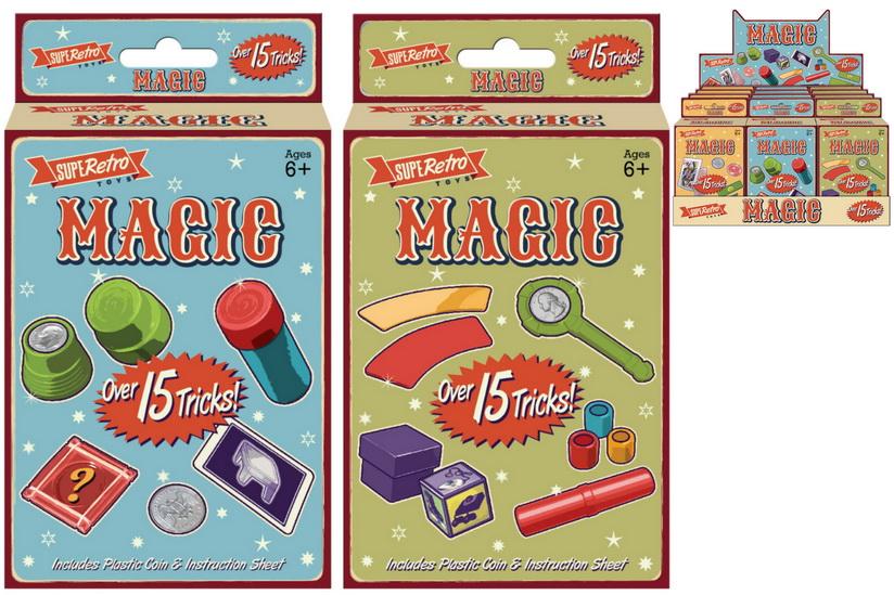 15 Magic Tricks In Hanging Wbx / Tray