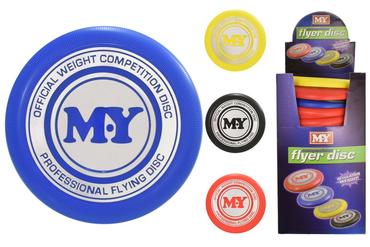 "Professional Flyer Disc 180gm In Display Box ""M.Y"""
