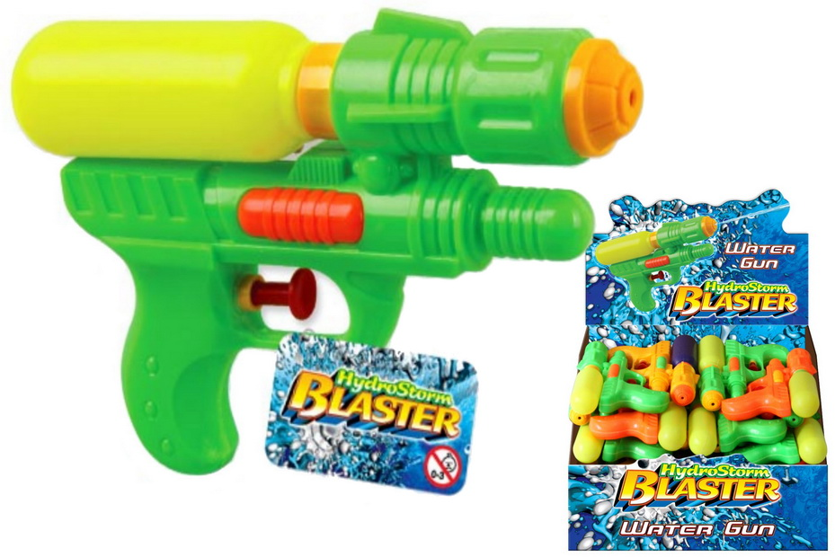 "Water Pistol With Top Loading Tank In Dbx ""Hydrostorm"""