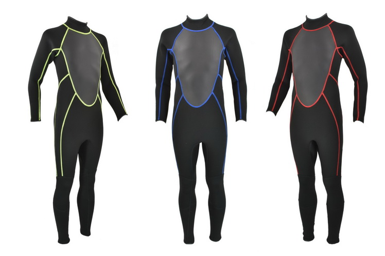 """28"""" Chest Childs Long Nalu Pro Wetsuit"""