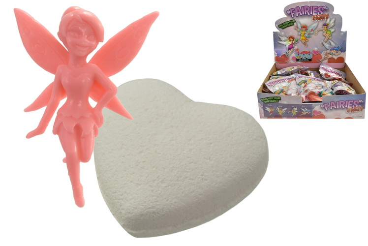 Fairy Fizzy In Display Box