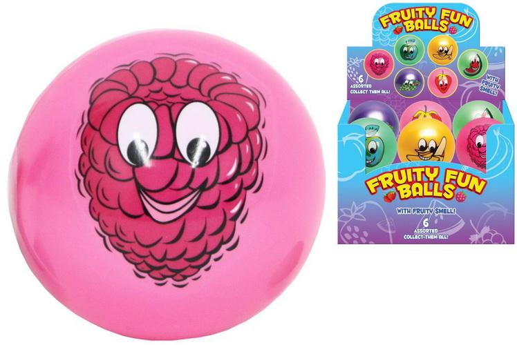 9-10cm 40g Fruity Fun Ball In Display Box