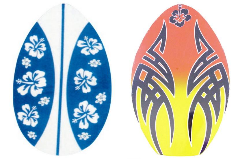 "30"" Skimboard Tribal Designs 2 Assorted"