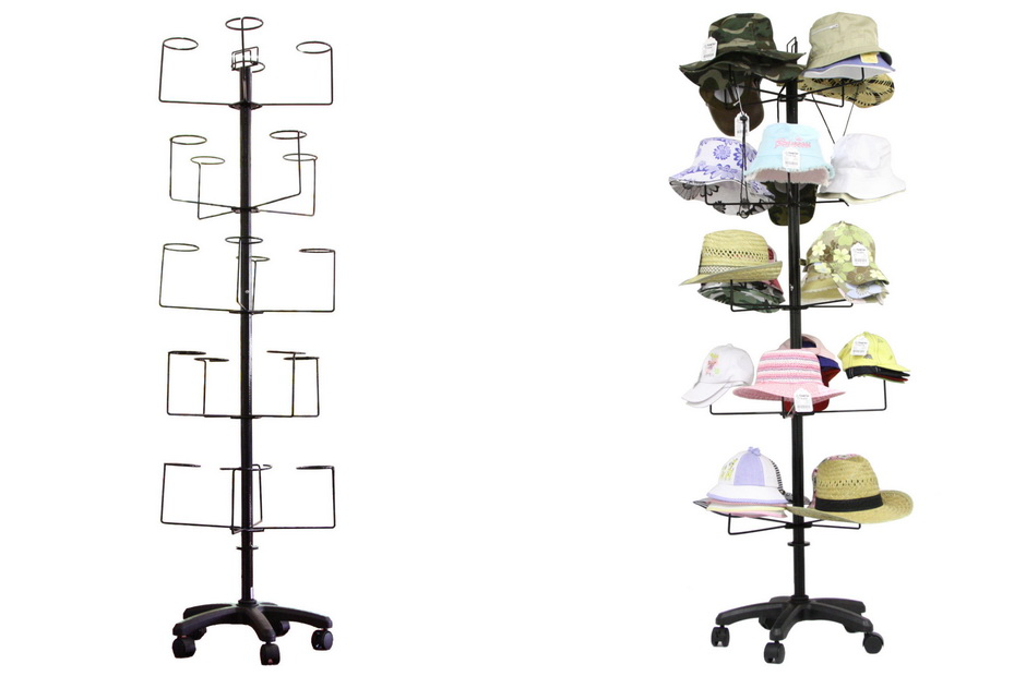 Wire Hat Stand
