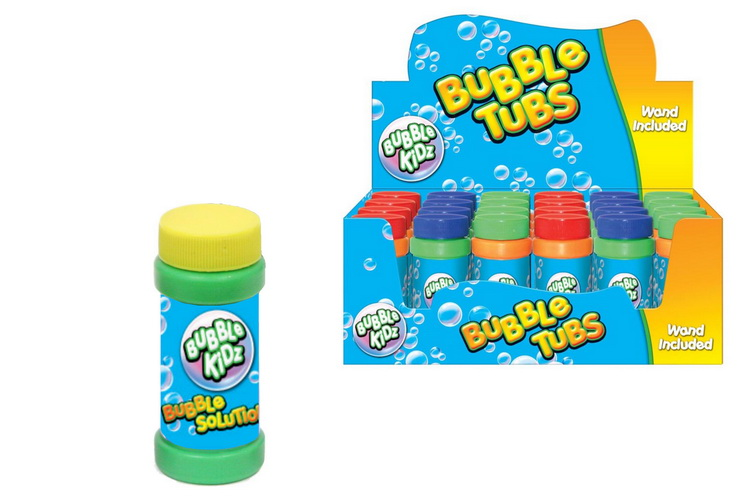 Bubbles In Display Box