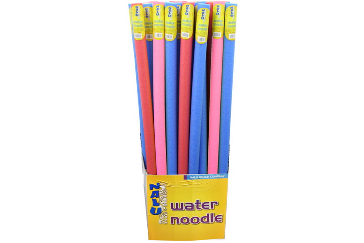 """1.5m Noodles (3 Asst Colours) In Display Box """"Nalu"""""""