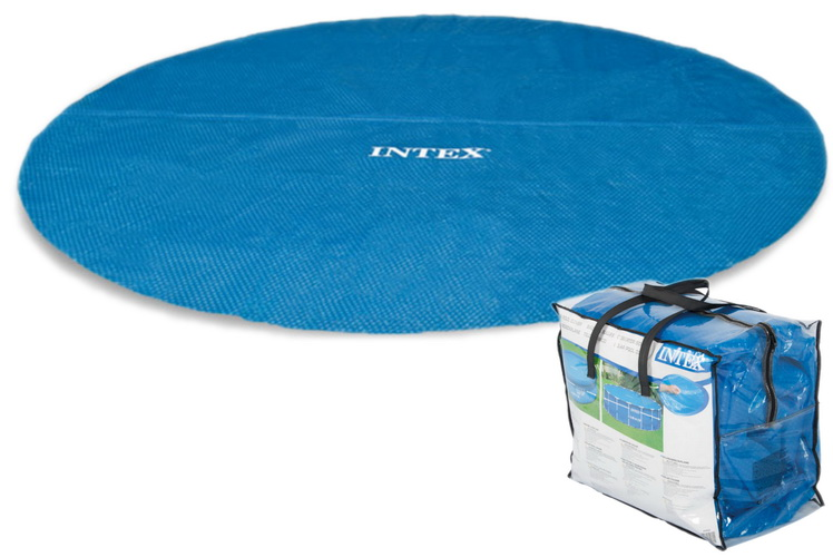 12' Pool Solar Cover In Carry Bag
