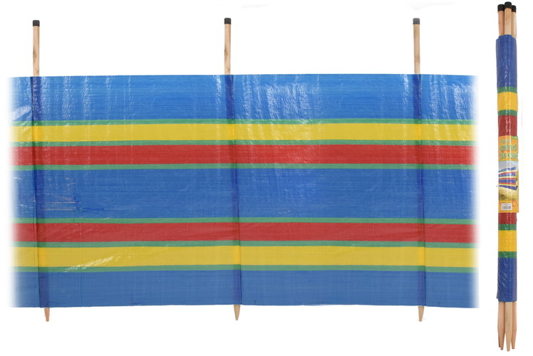 "6 Pole Windbreak - 5' ""Nalu"""