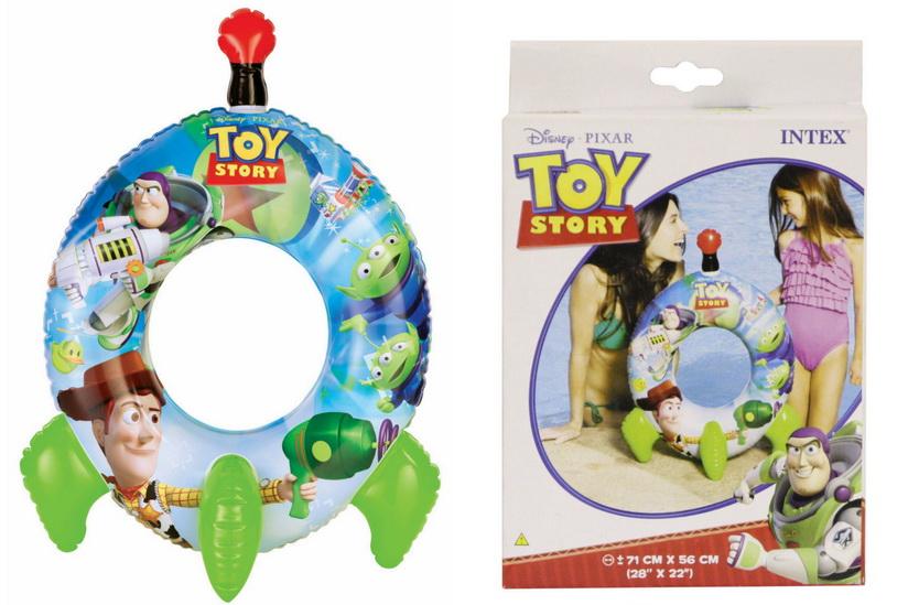 "Toy Story Rocket Swim Ring (28"" x 22"")"