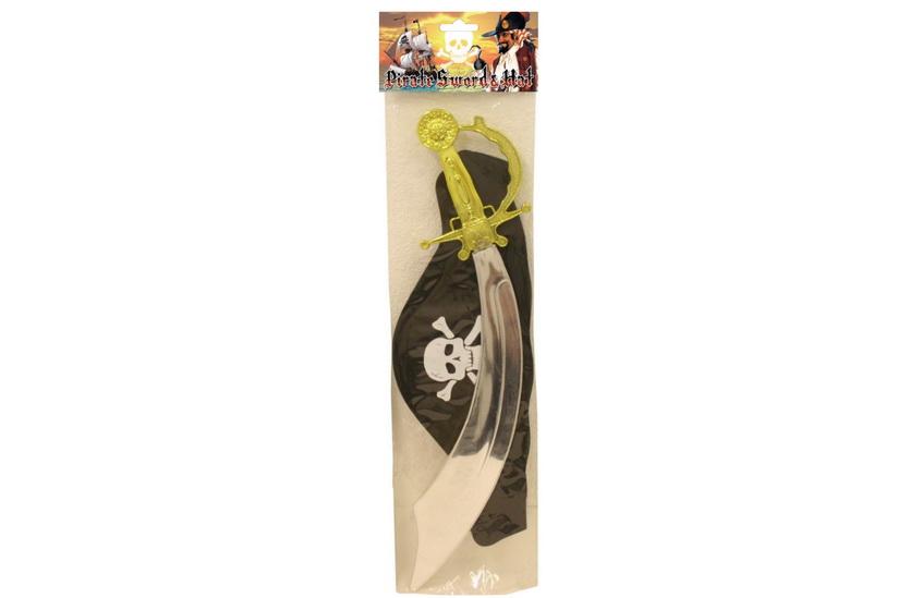 Pirate Hat & Sword Playset