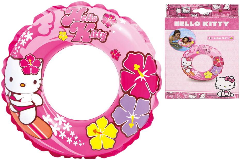 """24"""" Swim Ring (Age 6-10 Years) """"Hello Kitty"""""""